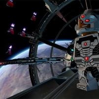 Cyborg, LEGO® Batman™ 3: Au-delà de Gotham
