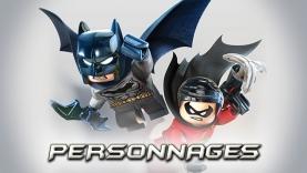 Les Personnages de LEGO® Batman™ 3