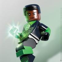 Green Lantern- LEGO® Batman™ 3: Au-delà de Gotham