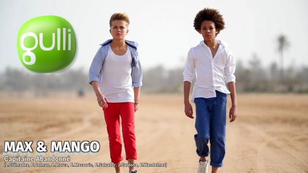 Max et Mango : leur 2ème album