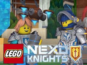 Nexo Knights saison 3