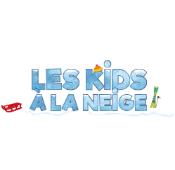 kids à la neige