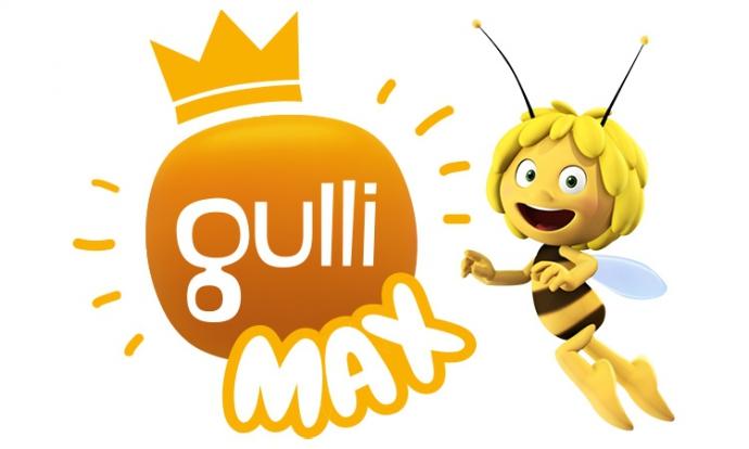 Gulli Max application