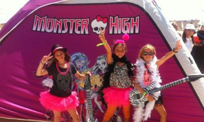 Animation Monster High