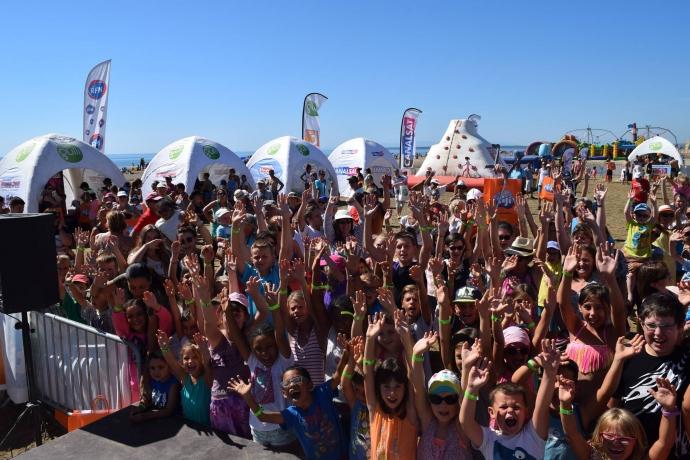 Les Kids à Port la Nouvelle