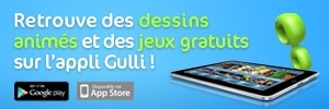 Gulli Replay sur IOS