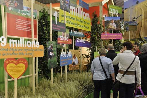 Les images le salon de l 39 agriculture actu des enfants for Salon agriculture bruxelles