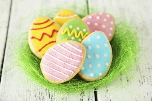 TiJi, enfants, Pâques, oeufs, chocolats, les recettes de Pâques