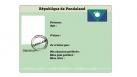 les cartes d'identité de Pandaland