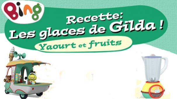 les recettes de Gilda