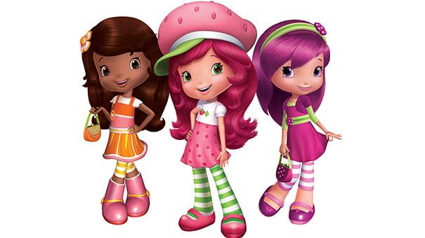 Images charlotte aux fraises aventures fraisi - Charlotte aux fraises et ses copines ...
