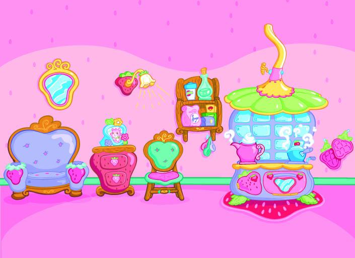 images charlotte aux fraises aventures fraisi paradis h ros tiji. Black Bedroom Furniture Sets. Home Design Ideas