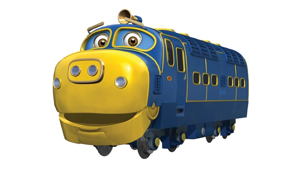 Personnages chuggington h ros tiji - Chuggington dessin anime ...