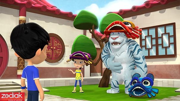 Kody et ses amis