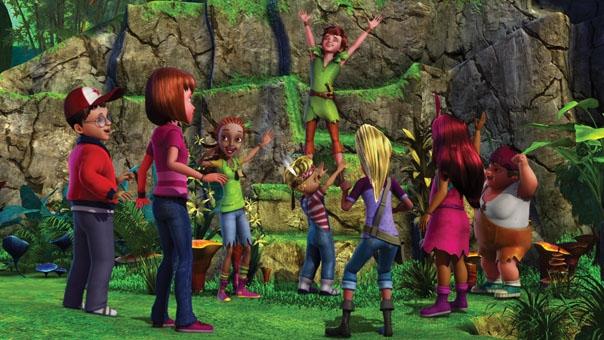 Les Nouvelles Aventures de Peter Pan - Les Enfants Perdus