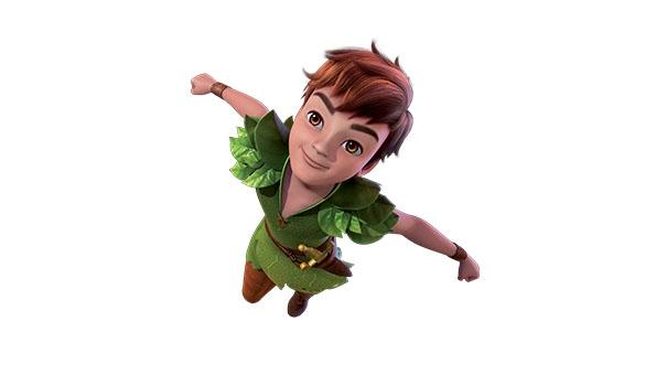 Les Nouvelles Aventures de Peter Pan - Peter Pan