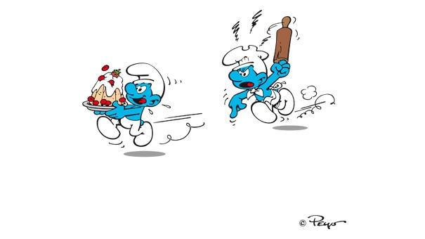 Les Schtroumpfs - Au voleur !