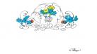 Les Schtroumpfs - La corde à sauter