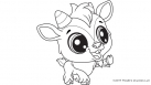 littlest pet shop quincy