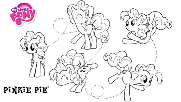 Coloriage Bebe Poney.Les Dessins De My Little Pony My Little Pony Heros Tiji