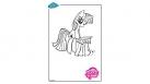Coloriage My Little Pony - Twilight Sparkle