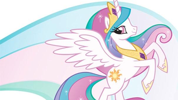 Les images de my little pony my little pony h ros tiji - Coloriage princesse celestia ...