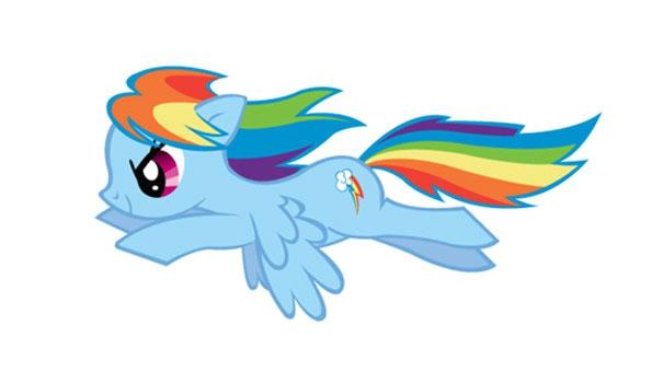 Image My Little Pony- Rainbow Dash