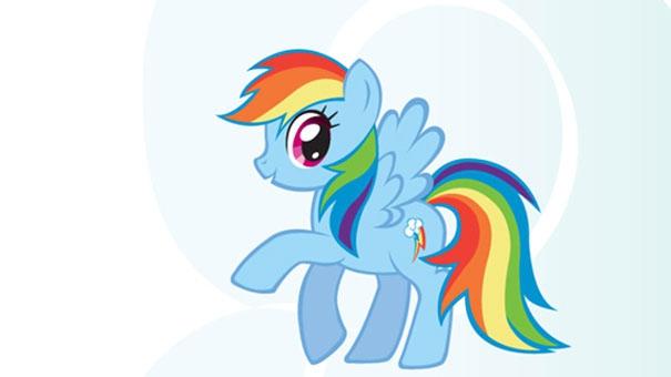Image My Little Pony - Rainbow Dash
