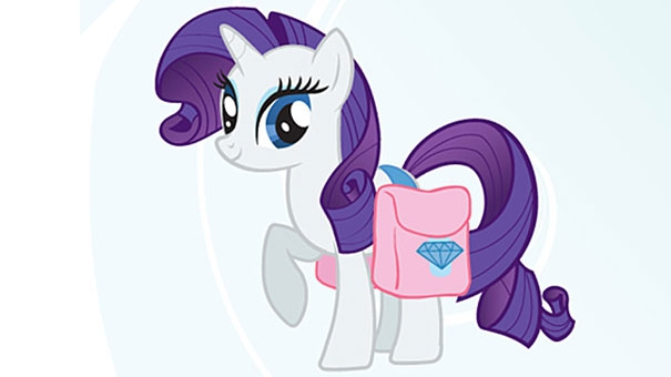 Rarity My Little Pony Equestria Girl Coloring Pages