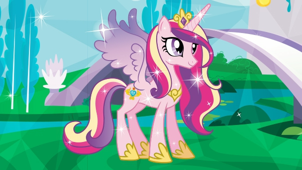 Princesse Cadance My Little Pony