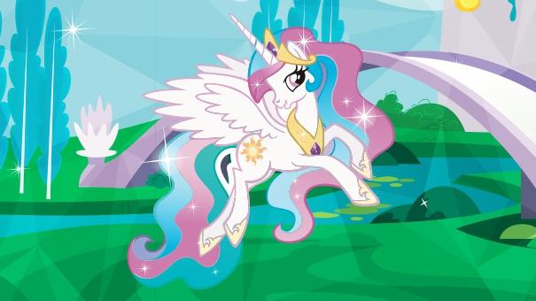 Imagen De My Little Pony Princess Cadance Plush Storyteller Animated ...