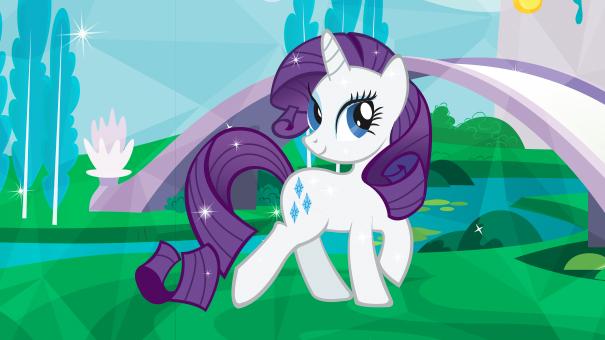 Coloriage De Pouliche Licorne.Les Personnages De My Little Pony My Little Pony Heros Tiji