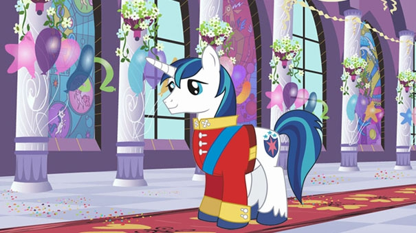 Shining Armor My Little Poney