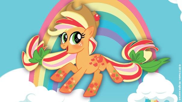 Les fonds d 39 crans de my little pony my little pony - My little pony en dessin anime ...