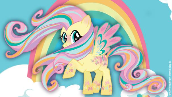 Fluttershy - My little pony en dessin anime ...