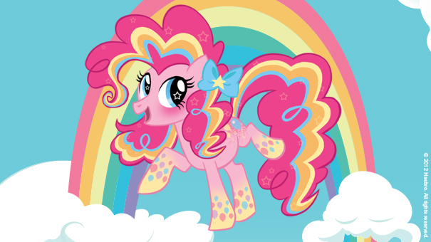 Les fonds d 39 crans de my little pony my little pony h ros tiji - My little pony dessin anime ...