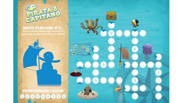 jeux pirata capitano