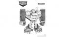 Coloriage Transformers Rescue Bots - Boulder