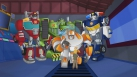 Transformer Rescue Bots, Cody