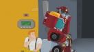 Transformer Rescue Bots, Heatwave et Kade