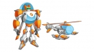 Transformer Rescue Bots, Blades