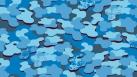 Fond d'écran Tree Fu Tom imprimé bleu