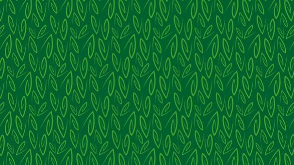 fond d'écran Tree Fu Tom imprimé vert