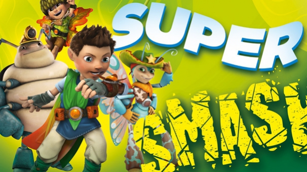 fond d'écran Tree Fu Tom Super Smash