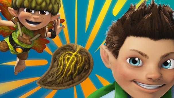 Fond d'écran de Twigs et Tom