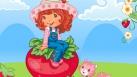 Joue au fraisi garden avec Charlotte aux fraises