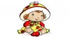 Croque Pomme, la petite soeur de Charlotte aux Fraises