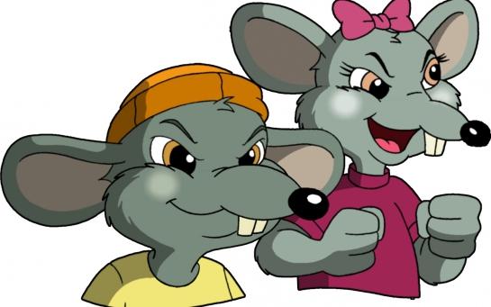 Ratasha en compagnie de Raspys
