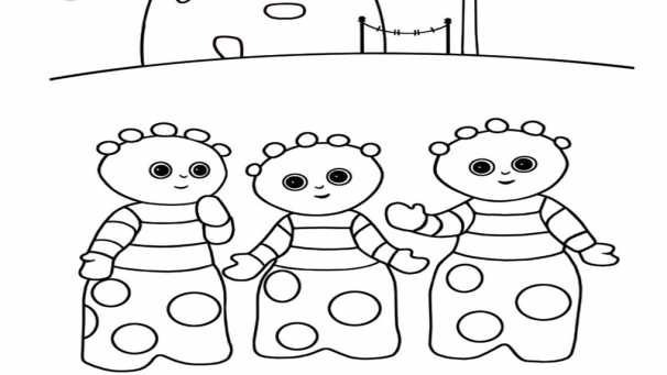 pontipines coloring pages - photo#20