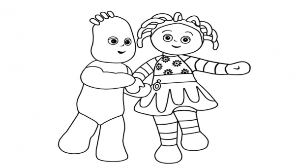 pontipines coloring pages - photo#14